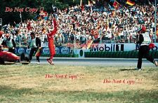 Gerhard Berger Ferrari 412 T1B Winner German Grand Prix 1994 Photograph 1