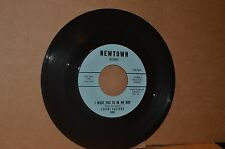 FRANKIE LYMON REL.: CAPRI SISTERS; I WANT YOU TO BE MY BOY; VG++ TEEN DOO WOP 45
