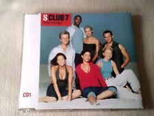 S CLUB 7 - BRING IT ALL BACK - UK CD SINGLE - PART 1