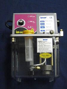 Auto Lubrication Pump for Mill, Grinder, EDM, etc.- YET-N 220V-2L