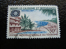 NOUVELLE CALEDONIE timbre yt n° 339 obl (A4) stamp new caledonia