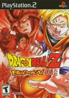 Dragon Ball Z: Budokai PlayStation 2 PS2 Game Complete *CLEAN VG