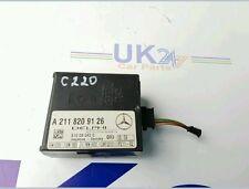 Mercedes Benz Clase C Unidad De Control De Alarma A2118209126 2001-2004