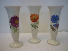 Hutschenreuther Selb, Kunstabteilung, 3 Vasen, US-Zone - 40er Jahre