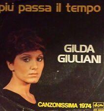 Gilda Giuliani  45 giri