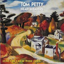 Into the Great Wide Open by Tom Petty/Tom Petty & the Heartbreakers CD