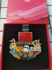2021  Olympic game The  Sports Delegation triumphant return pin.