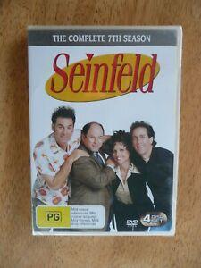 SEINFELD SEASON 7 DVD NEW/SEALED REGION 4 PAL AUS