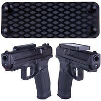 Magnet Concealed Pistol Gun Holder Mount for desk bed / under table 35lb Rating