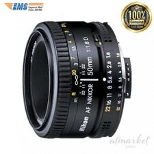 NEW Nikon AF FX NIKKOR 50mm f / 1.8D lens for Nikon DSLR Cameras  from JAPAN