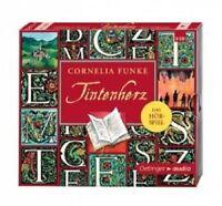 CORNELIA FUNKE - TINTENHERZ: HÖRSPIEL 2 CD FANTASY ROMAN NEU