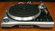 Numark TT200 DJ Turntable, Direct Drive, with Stanton 505 Cartridge, Good Stylus
