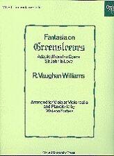 VAUGHAN WILLIAMS FANTASIA ON GREENSLEEVES CELLO