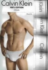 Calvin Klein Men's Underwear 4-Pack Cotton Briefs Calvin Klein Style NP21720