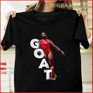 HOT!!! Simone Biles Goat T-shirt, Gymnastics Olympics T-shirt S-3XL