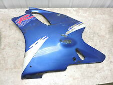 93 GSXR GSX R 750 GSXR750 Suzuki left side cover cowl fairing panel