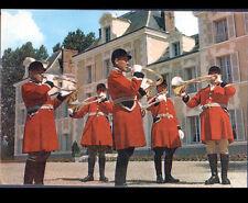 CHATEAU DE LA VOISINE (78) CHASSEURS avec TROMPES / CENTRE de VACANCES RICARD