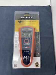 NEW Zircon Superscan M4 locate stud edges and center - Target Control Level 1