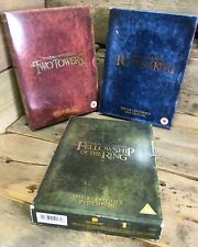 Lord of the Rings Trilogy - Special Extended Editions (DVD) Complete