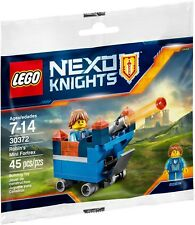 Lego Nexo Knights -ROBIN'S MINI FORTREX 30372 Cart Exclusive Polybag -NEW SEALED