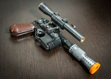 Han Solo Blaster DL-44 | Star Wars Replica | Star Wars Props | Star Wars Cosplay