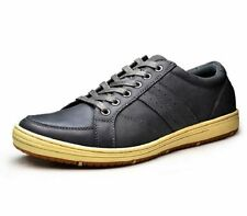 Solid Sneakers Shoes for Men
