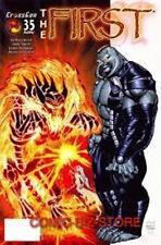 THE FIRST #35 (2003) CROSSGEN PUBLICATION COMICS