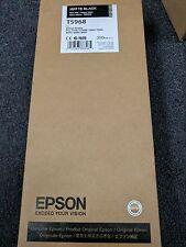 Genuine Epson Matte Black T5968 Stylus Pro7700/7700M/7890/7900/9700/9890 (350mL)