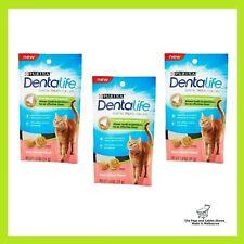 Dentalife Cat Treats Salmon 51g x 3