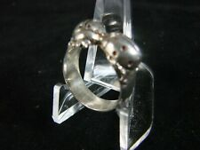 Sterling Silver Lady Bug  Ring  by SIGI Design USA