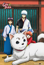 Gintama Wall Scroll Poster Officially Licensed CWS-28196  New