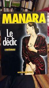 BD Manara, le déclic, l'intégrale