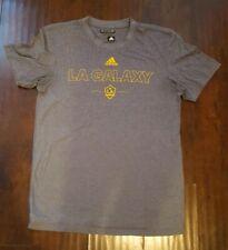 LA Galaxy adidas Club Authentic climacool Aeroknit T-Shirt Medium
