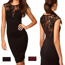 Women Casual Sleeveless Bodycon Cocktail Evening Party Stretch Mini Dress New