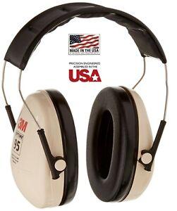 3M PELTOR Optime 95 Ear Earmuff Hearing Industrial Shooting Protection NRR 21dB