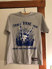 Daniel Bryan Yes Shirt Size Small WWE Bryan Danielson AEW Excellent Condition