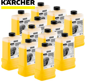 Karcher RM110 Water Softener Protector HDS 6/12 HDS 7/10 HDS10/20 BOX of 12 x 1L