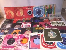"7"" Records Job Lot #13(full List)"