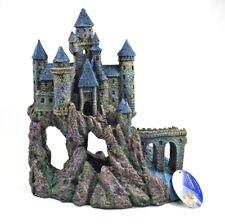 Penn-Plax Inc. Deco-Replicas Large Castle Ruins Aquarium Decoration - New w/Tags