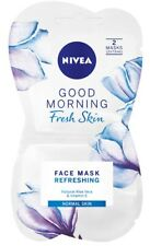 Nivea Good Morning Fresh Skin Refreshing Face Mask 7.5ml Aloe Vera & Vitamin E