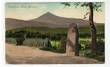 DRUIDICAL STONE, BRODERICK: Isle of Arran postcard (C15471)