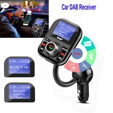 Auto DAB DAB + Digital Radio USB Adapter Empfänger Tuner FM Transmitter Antenne