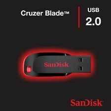 Sandisk Cruzer Blade USB Stick 2GB 16GB 32GB 64GB 128GB USB 2.0 Flash Drive USB