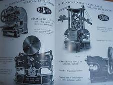 CATALOGUE LUXE MACHINE INDUSTRIELLE ESPAGNOL - ESPAGNE ( ref 5 )
