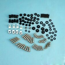 Complete Fairing Bolt 119 Hardware Kit Screw Washer For Honda CBR1000RR 08-12
