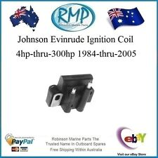 1 x RMP Ignition Coil Johnson Evinrude 4hp-thru-300hp 1984-thru-2005 # R 584561