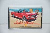 SHELL CRUISIN' CLASSICS Vol. IV Cassette Tape Marvin Gaye Mary Wells Oldies