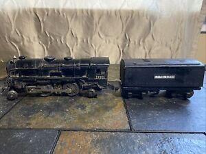 lionel 999 locomotive and Lionel coal car