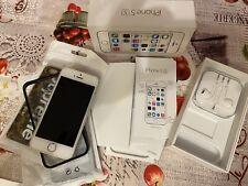 Apple iPhone 5s - 16GB - Silver