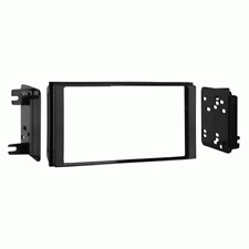 Metra 95-8902 Double Din Radio Install Dash Kit for Subaru, Car Stereo Mount